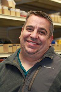 John - Parts Manager